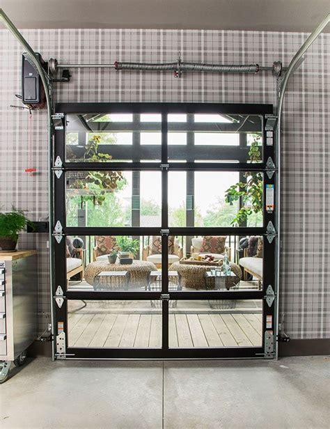 all window garage door 25 best ideas about glass garage door on