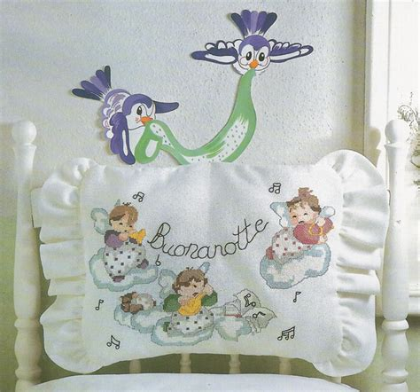 ricami per lenzuolini lenzuolini punto croce schemi gratis idee per neonati a