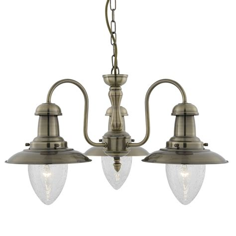 fisherman pendant light replacement glass fisherman antique brass ceiling light with oval seeded