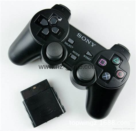 Joystick Usb Wireless ps2 wired controller pc usb gamepad ps2 wireless