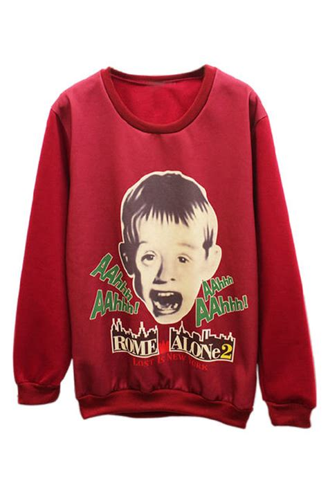 screaming child sweaters home alone 2
