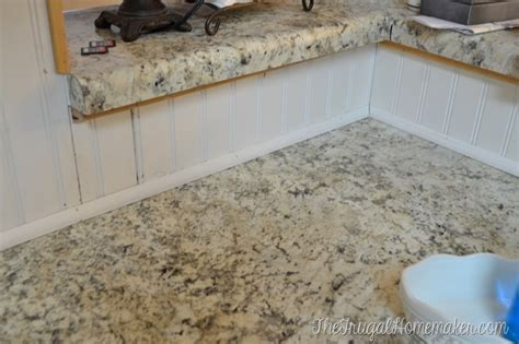 gap between outside edge of casing and wall fine how to install a diy beadboard backsplash kitchen makeover