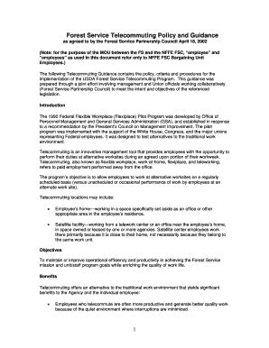 Telework Agreement Template by Telework Agreement Template Choice Image Template Design
