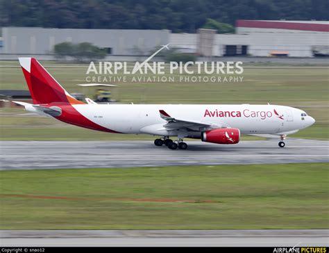 Avianca Cargo Airbus A330 200f pr onv avianca cargo airbus a330 200f at s 227 o paulo