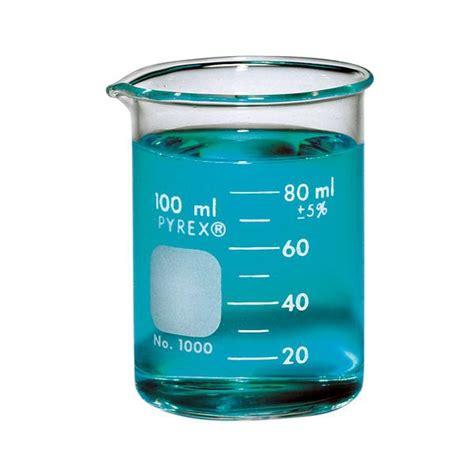 Beaker Glass Low Form Cap 25 Ml Duran Gelas Piala pyrex 174 griffin low form beaker graduated 100ml the