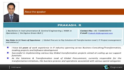 Cognizant Mba Program by How To Bring Suppliers To The Ariba Network
