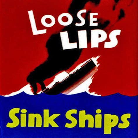 loose lips sink ships tfc subtitles poll