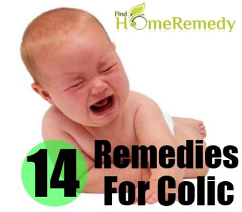 14 some great home remedies for colic treatments