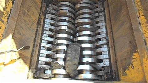 tritatutto da giardino trituratore shredder for used pneumatic avi