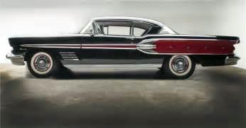 1958 Pontiac Bonneville 1958 Pontiac Bonneville 2 Door Hardtop 137827