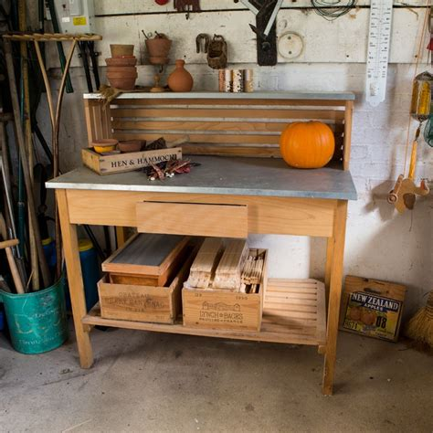 potting bench for greenhouse wooden potting bench for greenhouse or shed wood potting