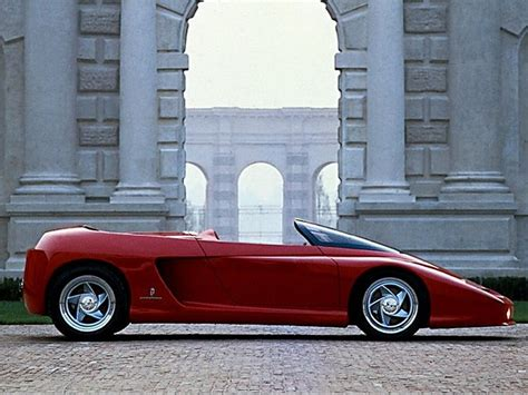 mad 4 wheels 1989 mythos by pininfarina best