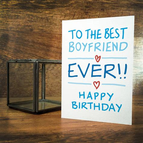 printable birthday cards for a boyfriend boyfriend birthday card by a is for alphabet