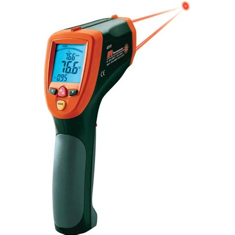 Termometer Laser Infrared extech instruments dual laser infrared thermometer 42570