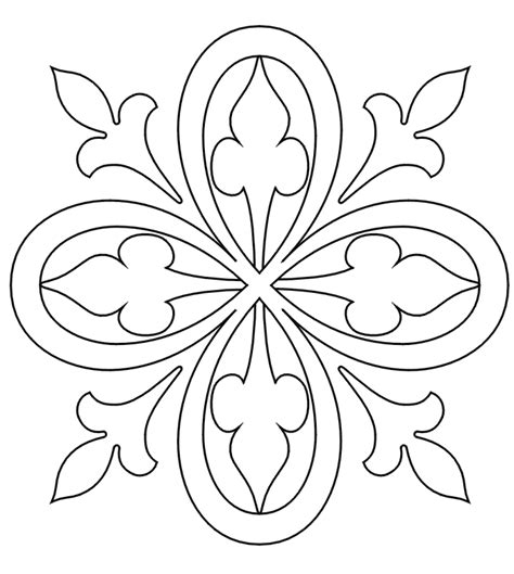 coloring pages not printable pattern coloring pages bestofcoloring