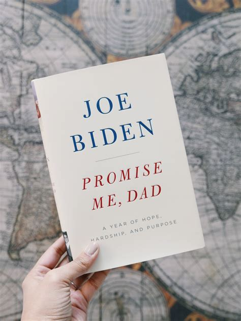 Promise Me book review promise me by joe biden