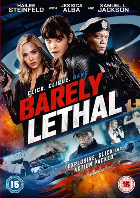 film action comedy terpopuler barely lethal dvd zavvi com