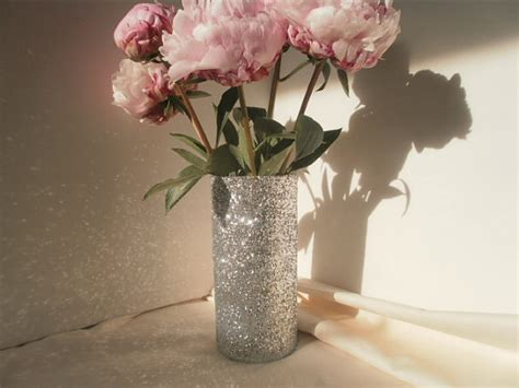 Vases For Bridesmaid Bouquets by Items Similar To Glitter Vase Wedding Bouquet Holder