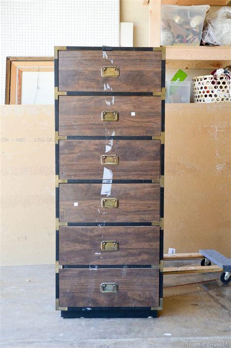 best paint for laminate dresser how to paint a laminate dresser vintage revivals