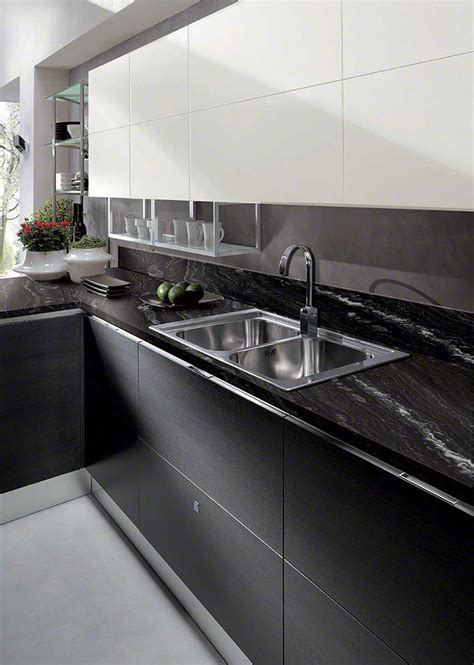 Best Black Granite Countertops (Pictures, Cost, Pros & Cons)