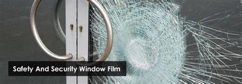 safety  security window film cape town