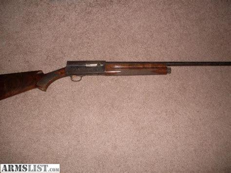 browning light twelve gold trigger armslist for sale browning a5 light 12 ga gold trigger