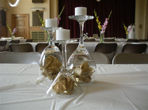 50 wedding anniversary centerpieces image of simple 50th wedding anniversary centerpieces