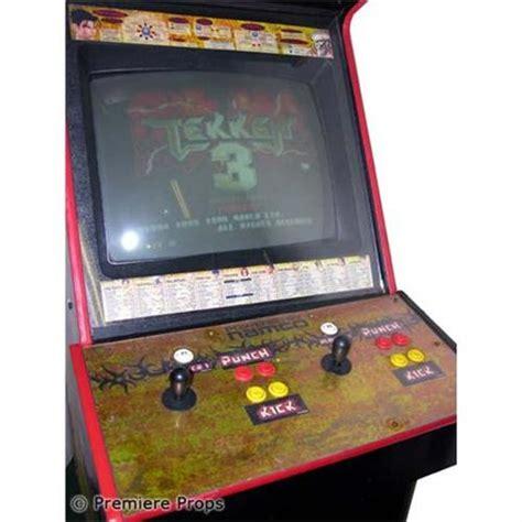 Tekken 3 Arcade Cabinet by Tekken 3 Arcade
