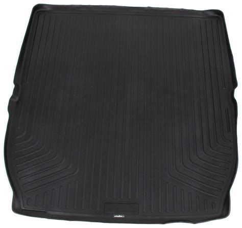 2012 chevrolet traverse husky liners weatherbeater custom cargo liner black