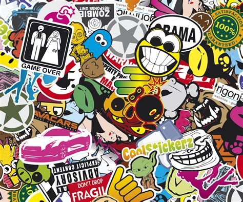 wallpaper stickers samsung galaxy note sticker bomb coolstickerz