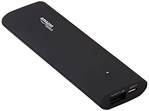 Amazonbasics Portable Power Bank by Amazonbasics Portable Power Bank 3 000 Mah Buy In Uae Wireless Phone Accessory