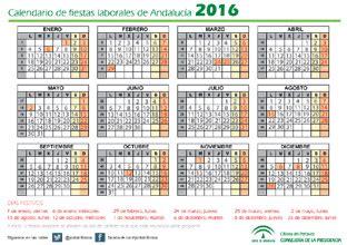 Calendario Escolar Andalucia 2016 Cadiz Econom 237 A Portavoz Gobierno Andaluz