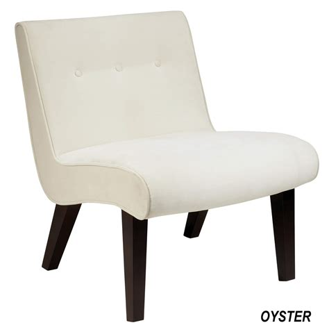 White Slipper Chair by 37 White Modern Accent Chairs For The Living Room