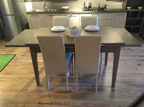 tavoli stosa tavolo rettangolare allungabile romagnolo stosa cucine a