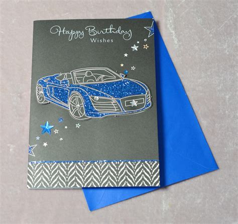 Handmade Birthday Cards For Guys - handmade greeting cards birthday cards for