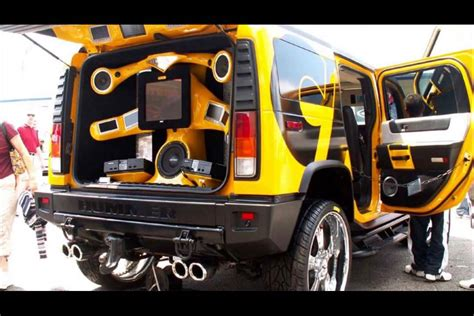 used hummers h2 hummer h2 tuning cars