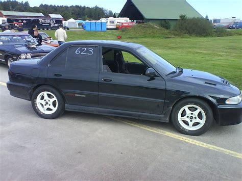 mitsubishi lancer evo 1 1993 mitsubishi lancer evo 1 gsr 1 4 mile drag racing