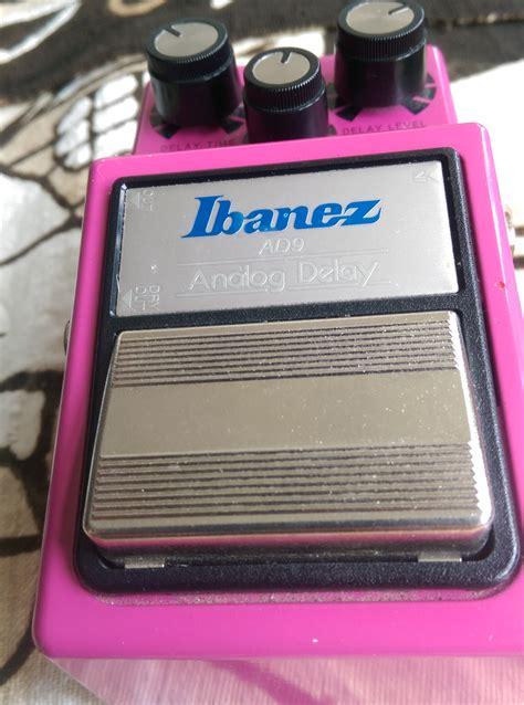 Efek Gitar Ibanez Ad9 Analog Delay ibanez ad9 analog delay image 1974827 audiofanzine