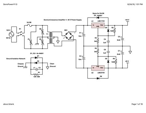 diodes in parallel problems adding diodes in parallel 28 images printer friendly 4hv org will i damage small solar