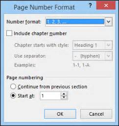 Word Insert Section Number by How To Insert Page Numbers In Excel 2013 Not Starting At 1