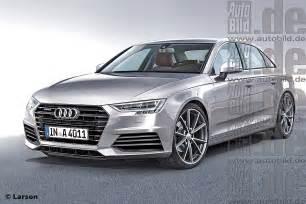 Audi A6 2019 Alle Audi Neuheiten Bis 2019 Bilder Autobild De