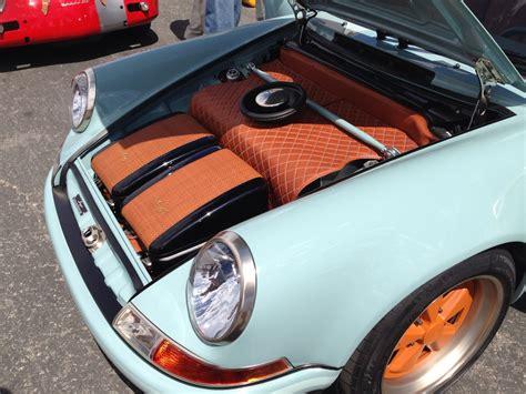 singer porsche engine bay my singer 911 2014 restoration page 9 rennlist