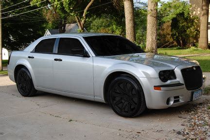 Chrysler 300 Blacked Out