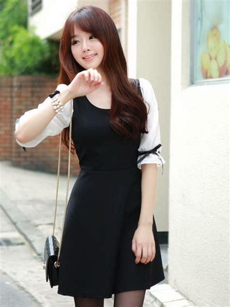 Dress Dress Korea Baju Korea Mini Dress 2 mini dress korean style 2015 2 outfit4girls