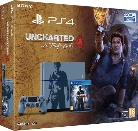 Ps4 Uncharted 4 Limited Tanpa tous les articles partageant le tag uncharted 4