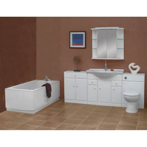 Odessa Bathroom Furniture Odessa 400 Illuminated Mirrored Cabinet Bathroom City
