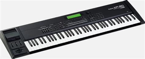 Keyboard Roland Xp 80 roland xp 80 workstation