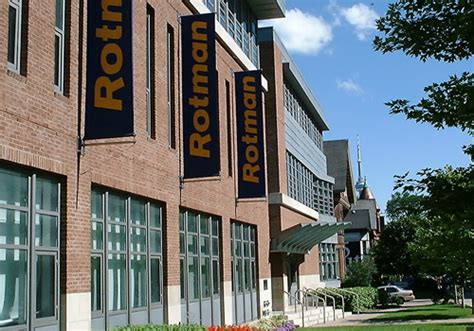 Uoft Rotman Mba by Of Toronto Rotman School Of Management Gets