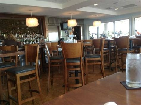 Lake House Muskegon by An Inside View Of The Lake House Waterfront Grille