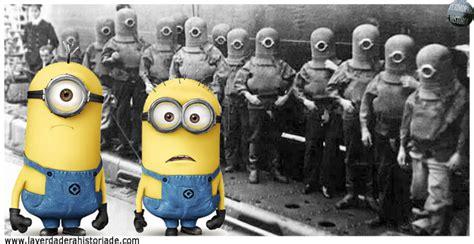 imagenes minions nazis la verdadera historia de los minions y 161 su curioso origen